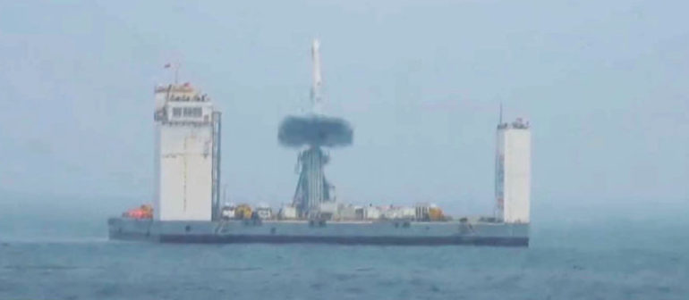 China Sea Launch